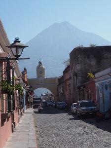 Volcan Acatenango, Antigua