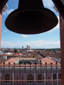 Bell tower view, Granada