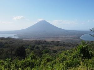 Volcán Concepción, Ometepe