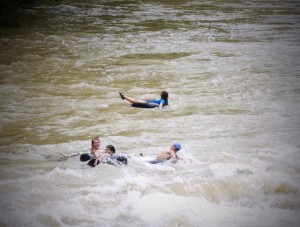 Tubing Semuc Champey, Guatemalal