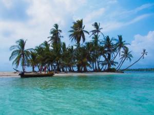 Pelicano Island, San Blas