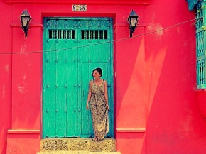 Colourful Cartagena, Colombia