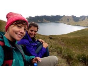 Lago Mojando