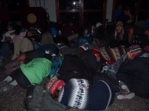 Protests bring the Machu Picchu train to a halt